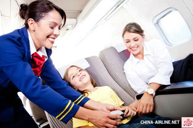 Quy định hàng không cho trẻ em bay một mình