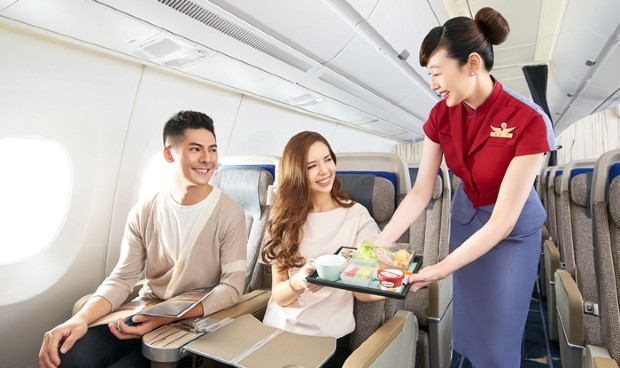Quy định đổi vé máy bay China Airlines