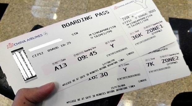 Quy trình hoàn đổi vé máy bayChina Airlines | Mới nhất