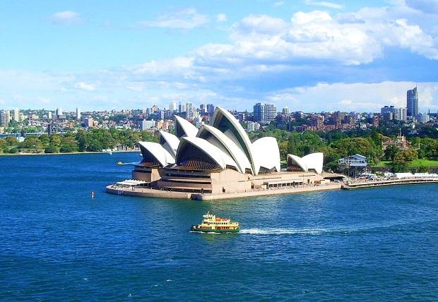 mua vé máy bay giá rẻ đi Úc