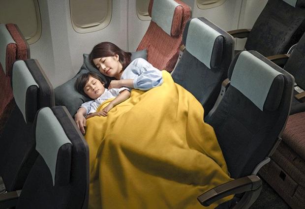 các hạng ghế china airlines mới nhất