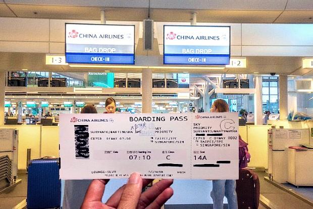 Kinh nghiệm săn vé máy bay China Airlines giá rẻ