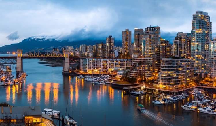 Vé máy bay từ Hà Nội đi Vancouver