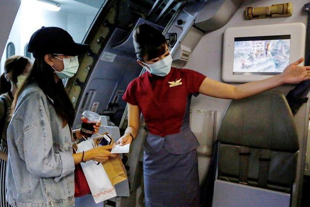 Chuyến bay từ TQ về Việt Nam