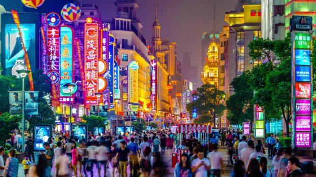 Vé máy bay Hà Nội đi Thượng Hải
