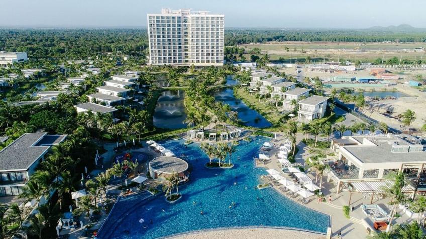 Đặt phòng Melia Hồ Tràm Beach Resort giá rẻ nhất