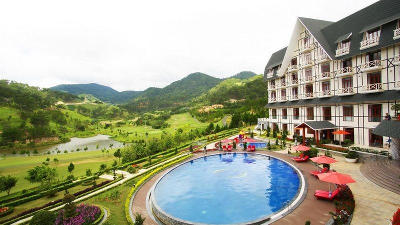 Review về khách sạn Swiss-Belresort Đà Lạt