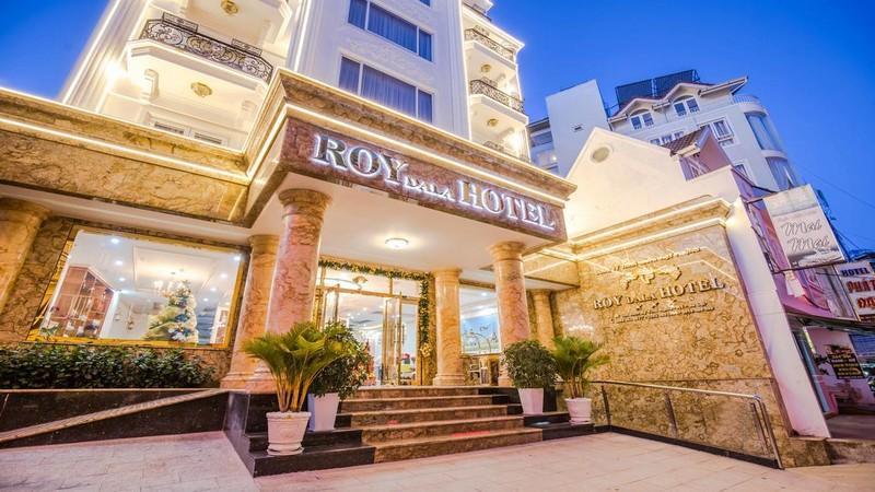 Bảng giá phòng khách sạn Roy Dala Đà Lạt