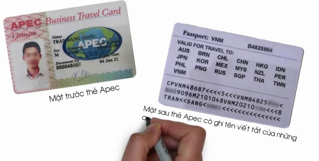 Thẻ Apec là gì? Điều kiện, thủ tục, dịch vụ làm thẻ Apec