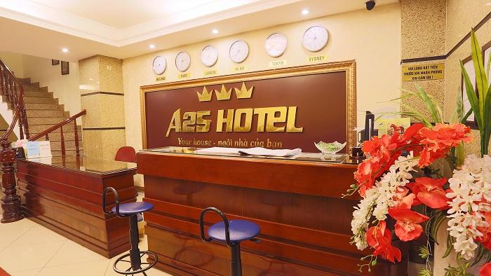 Khách sạn A25 Nguyễn Du Đà Nẵng - Giá phòng rẻ nhất
