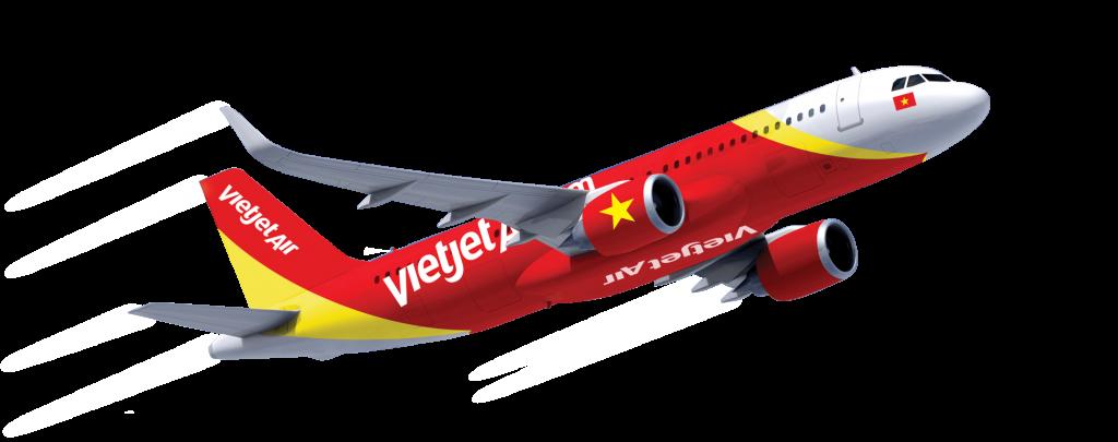 Phòng vé Vietjet Hà Nội hướng dẫn săn vé máy bay giá rẻ