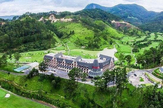 Top 5  khách sạn Đà Lạt gần Hồ Tuyền Lâm view đẹp