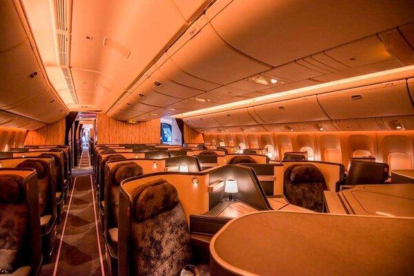 các hạng ghế của china airlines hiện nay