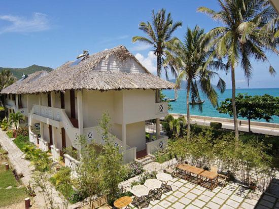 Top 3 khách sạn Côn Đảo gần biển sang trọng