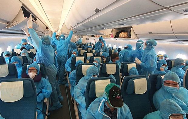 Vé máy bay từ Angola về Việt Nam – Khởi hành tháng 8