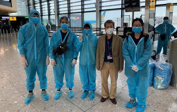 Vé máy bay từ Ireland về Việt Nam | Lịch bay 2021 - Giá tốt