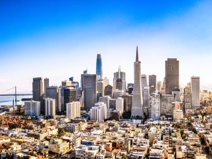 Cập nhật Vé máy bay từ TPHCM đi San Francisco