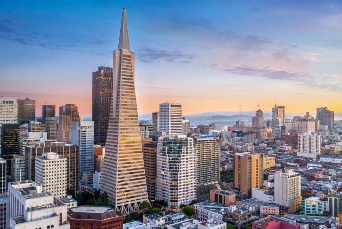 hỗ trợ đặt Vé máy bay từ TPHCM đi San Francisco